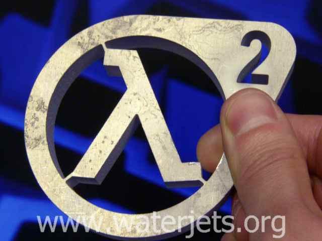 Half-Life 2 logo – Waterjets.org