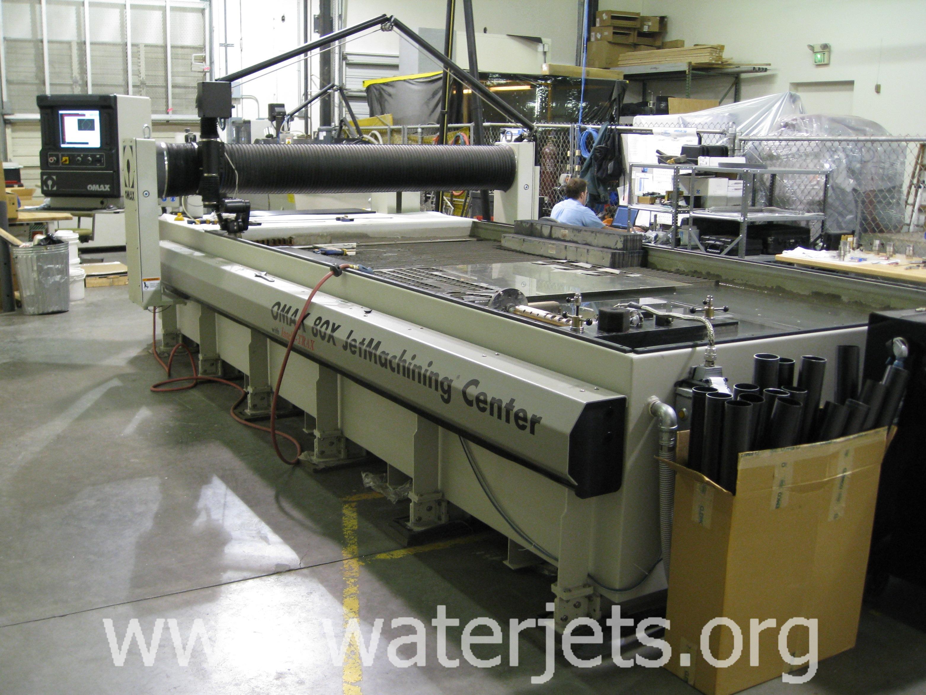 Waterjet machine sizes – Waterjets org