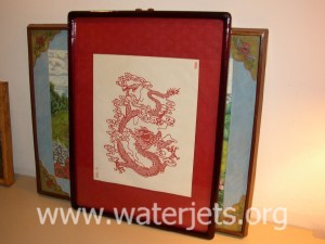 picture of chinese dragon