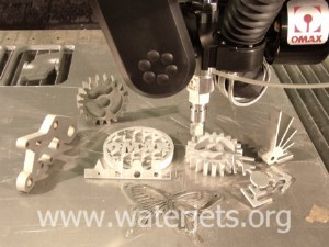 Precision Waterjet Parts
