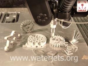 Precision Waterjet Parts