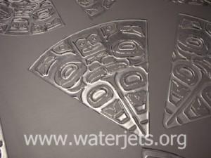 waffle iron engraving