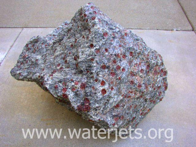Waterjet abrasives – Waterjets org