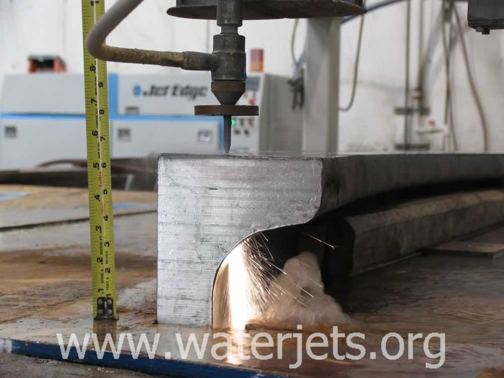 Material thickness – Waterjets org