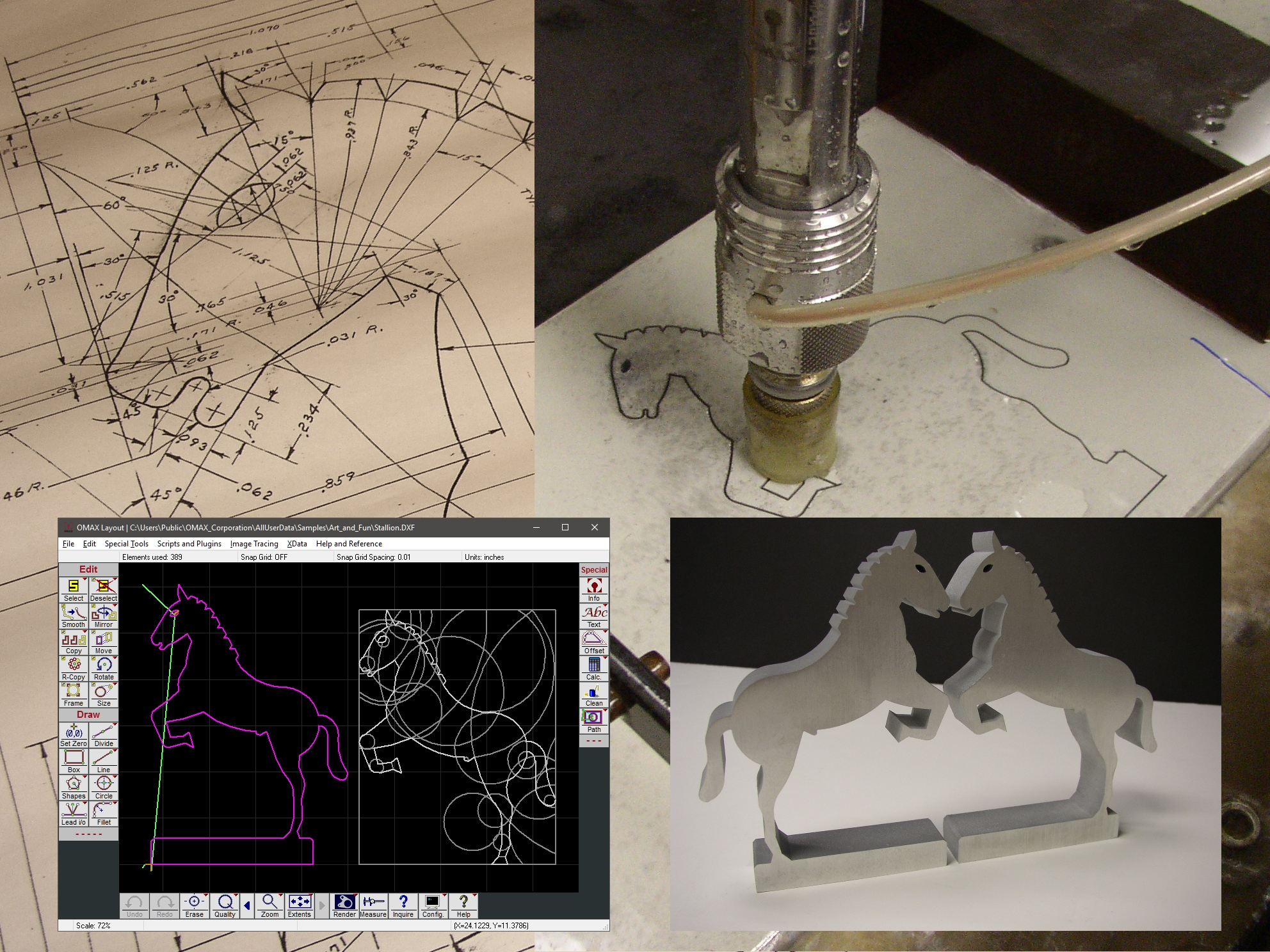 Waterjets org – The most complete waterjet resource on the web